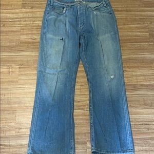 Old Navy Men's Boot Cut Jeans